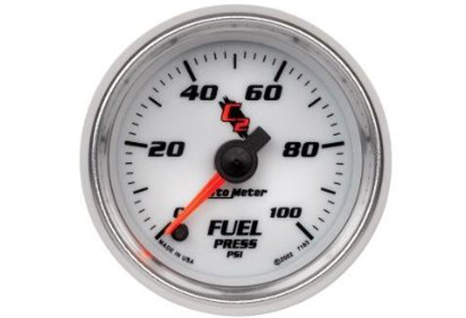 Autometer C2 Electric Fuel Pressure Gauge