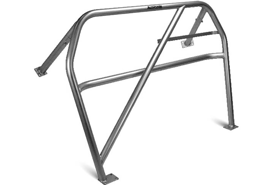 Autopower Mustang Road Race Bar - Convertible (83-93)