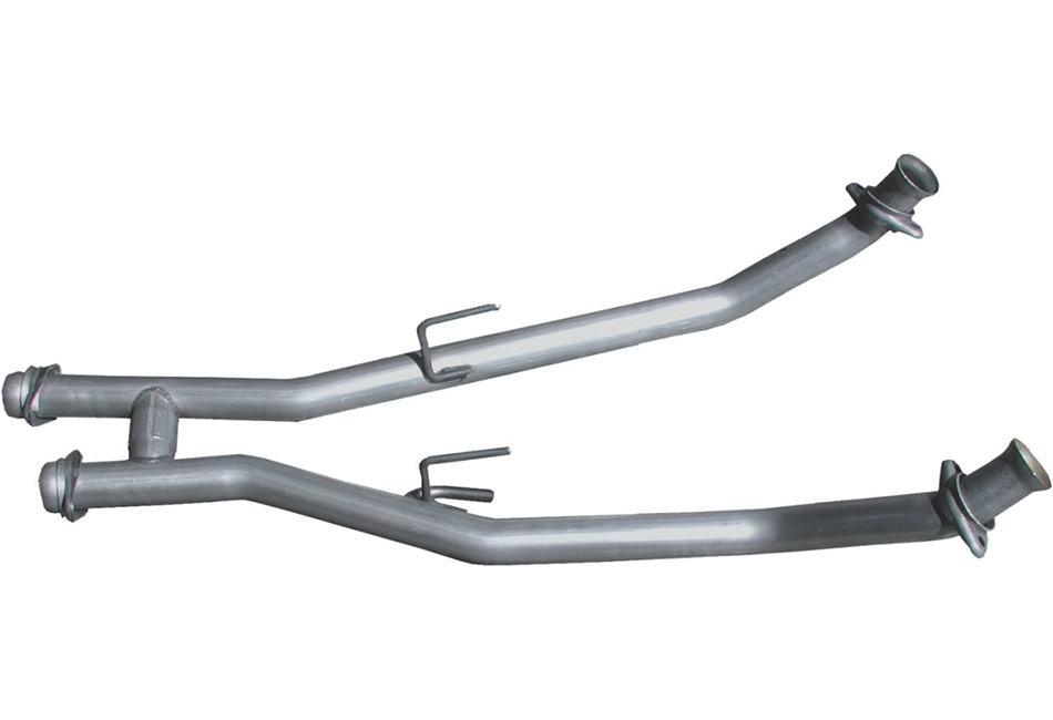 BBK Mustang High-Flow Catless H-Pipe (96-98 GT)