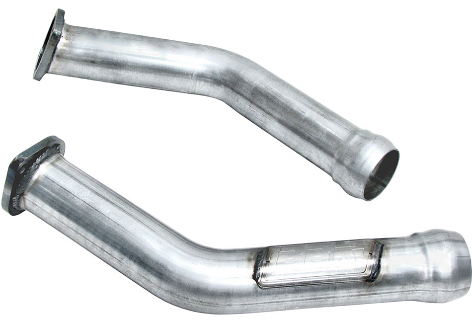 BBK Mustang Off-Road Cat Delete Pipes (11-14 GT/Boss)