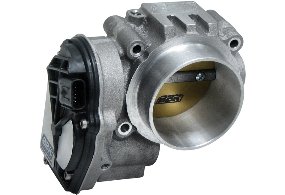 BBK 73mm Mustang Throttle Body (11-15 V6)