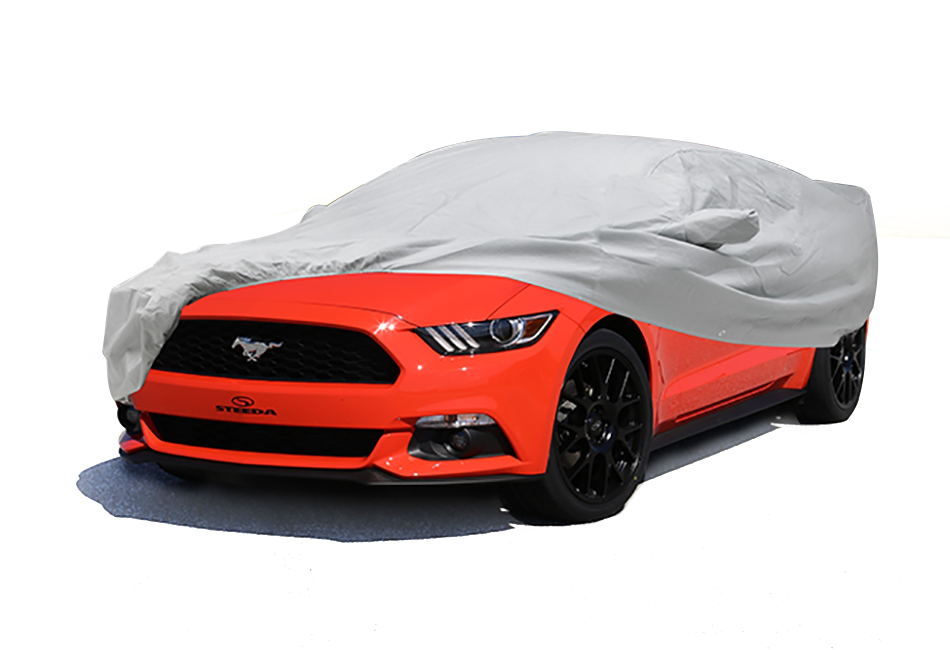 Covercraft Mustang NOAH Convertible Exterior Grey Car Cover (15-17 All)