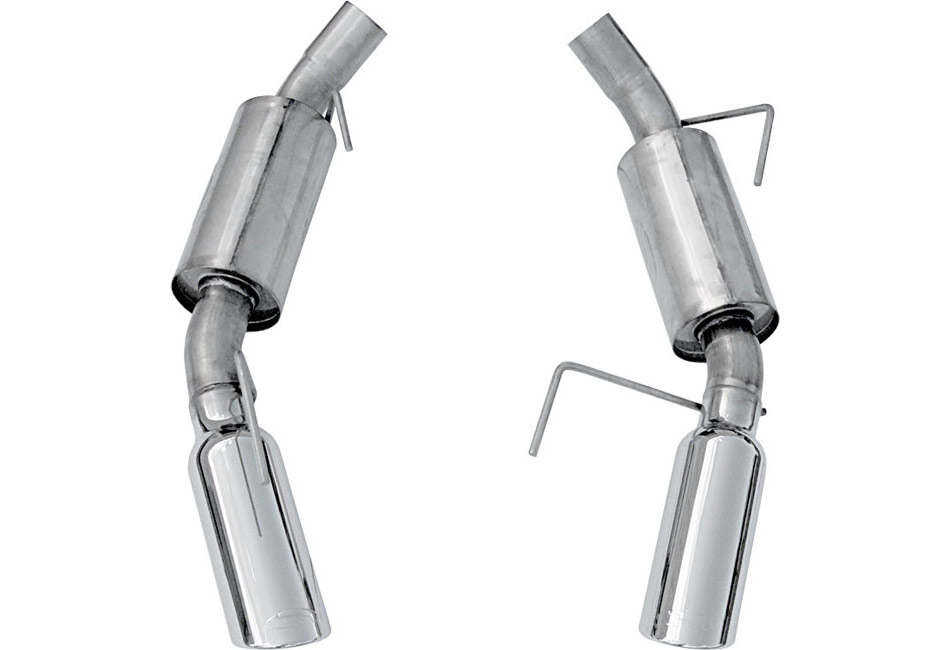 Steeda Mustang Axle-Back Exhaust (2010 GT)