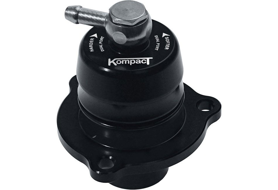 Turbosmart Focus RS Blow Off Valve Kompact Shortie Dual Port (16+ RS)