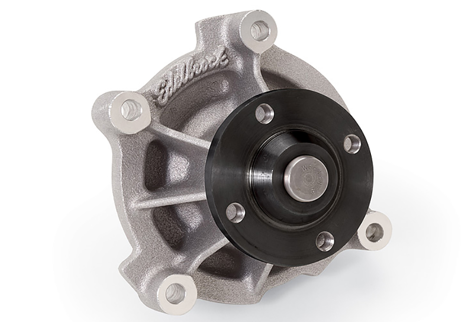 Edelbrock High Performance Water Pump - Short (02-04 GT/Cobra/Mach1)