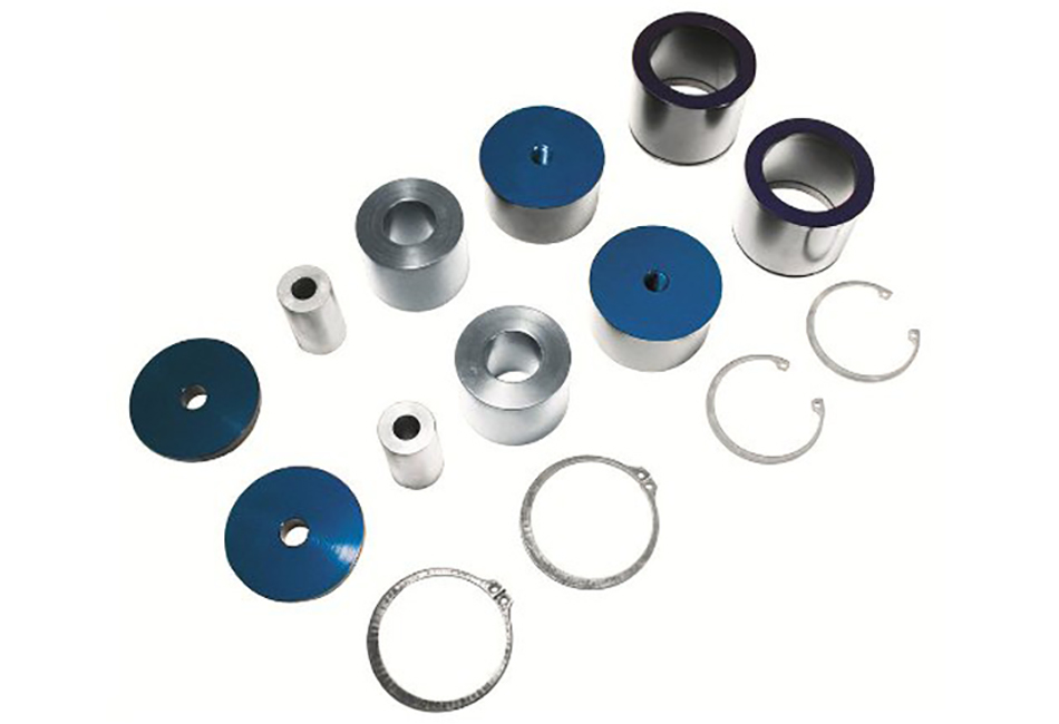 Ford Racing Mustang Rear Differential to Subframe Bushing Kit (15-17 All)
