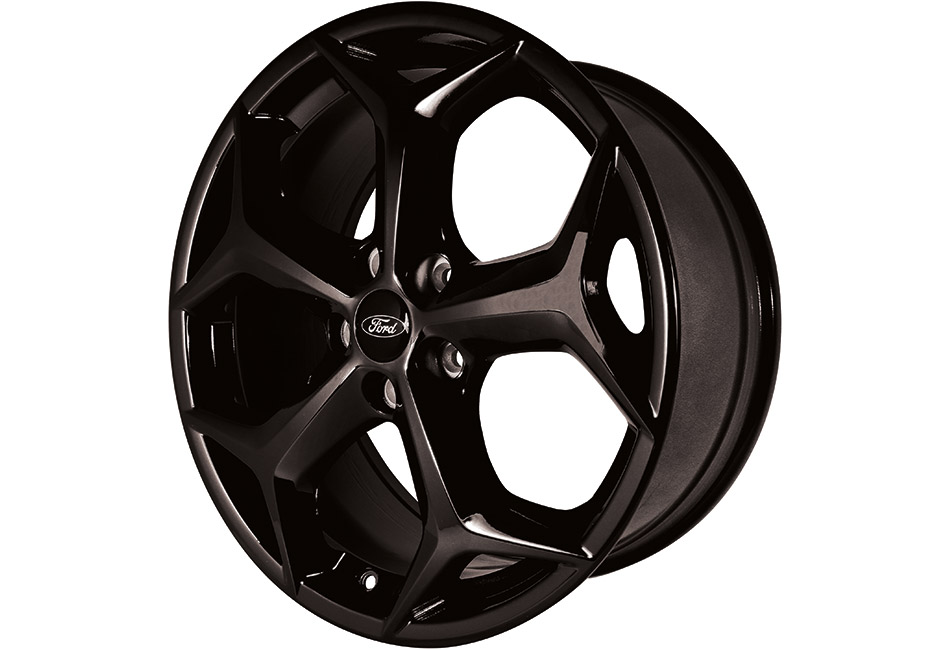 Ford Performance Glossy Black Focus OE Wheel (12-16 All)