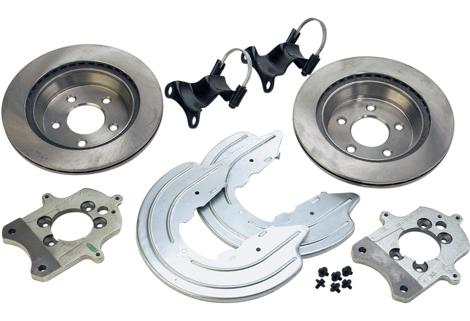 Ford Performance Mustang Rear Brake Kit (1994-2004)