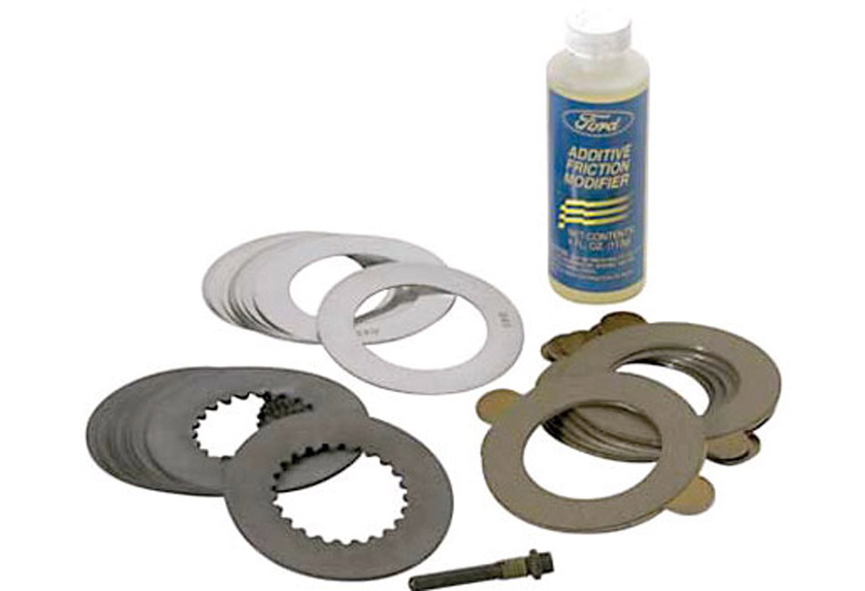Mustang Traction-Lok 8.8 Rebuild Kit (79-14)
