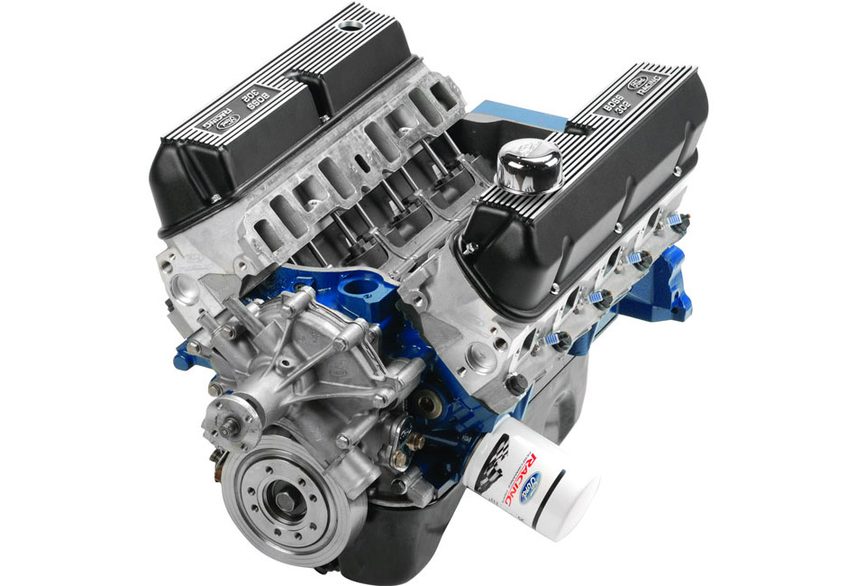 Ford Performance Mustang Crate Engine 79 95 161 M 6007