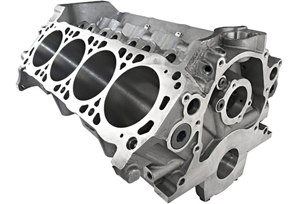 Ford Performance Mustang Boss 302 Engine Block (1984-1995)