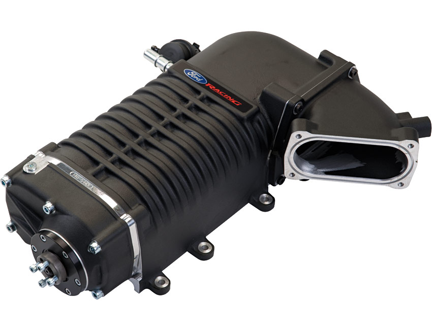Ford Performance/Whipple Mustang Supercharger System - Black (11-14)