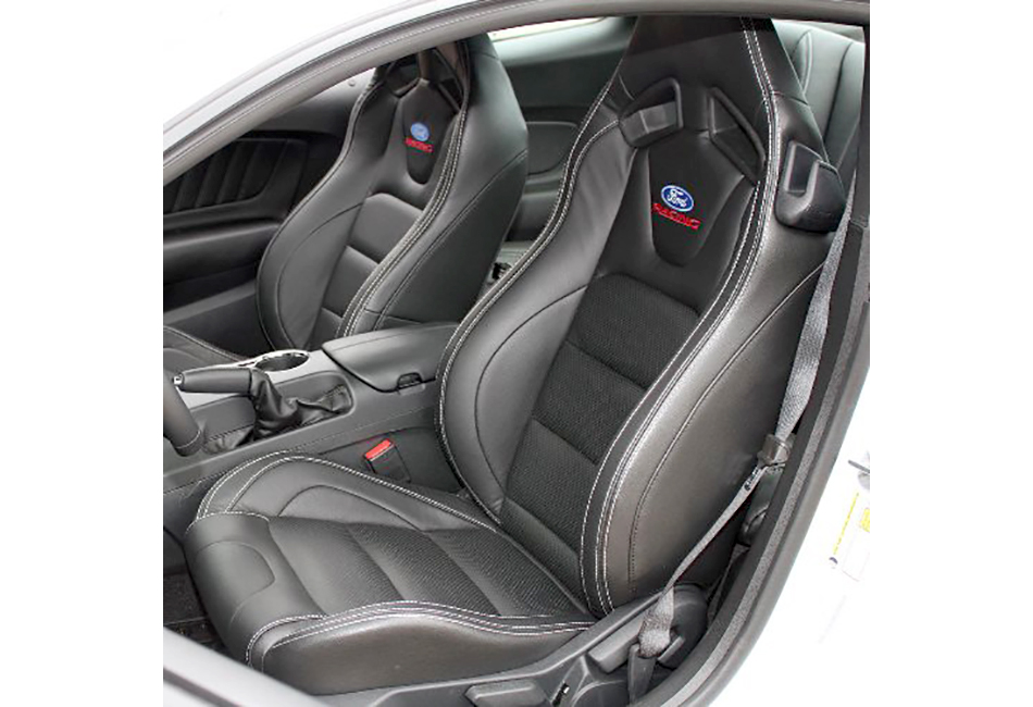 Ford Performance Mustang Recaro Seats - Set (15-16 GT/V6/EcoBoost)