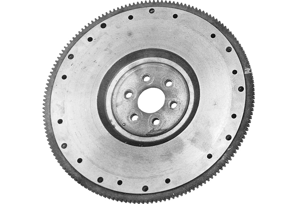 Ford Performance  OE Iron 50oz Balanced Mustang Flywheel - 81-95 5.0L