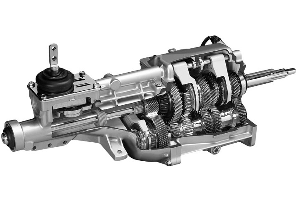 Ford Racing M7003Z T-5 Transmission