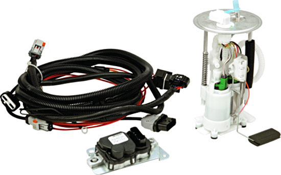 Ford Performance Mustang Dual Fuel Pump Upgrade (2010 GT)