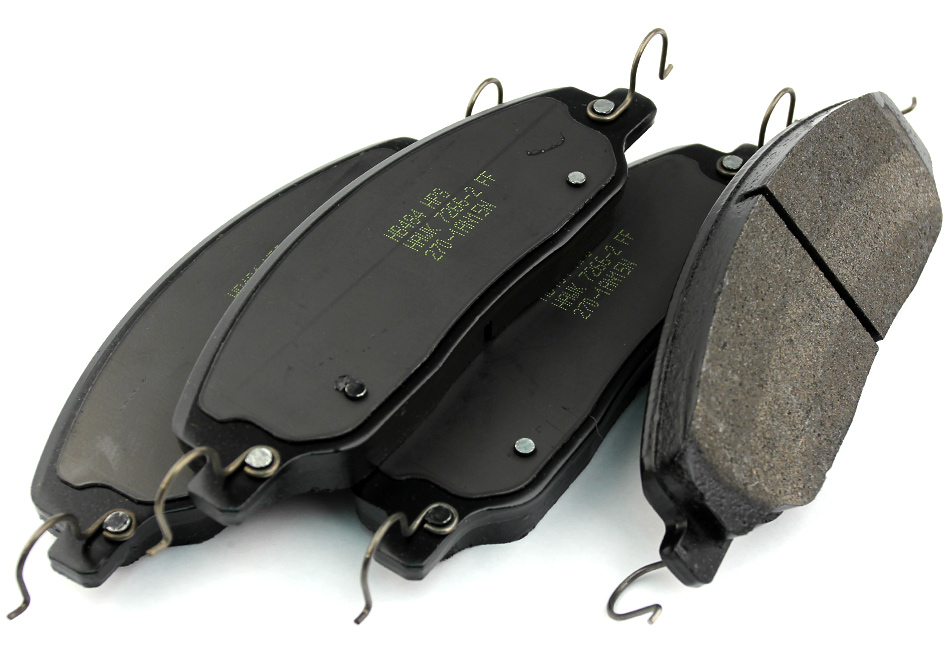 Hawk HP Plus Mustang Brake Pads - Front (05-14 GT & V6)