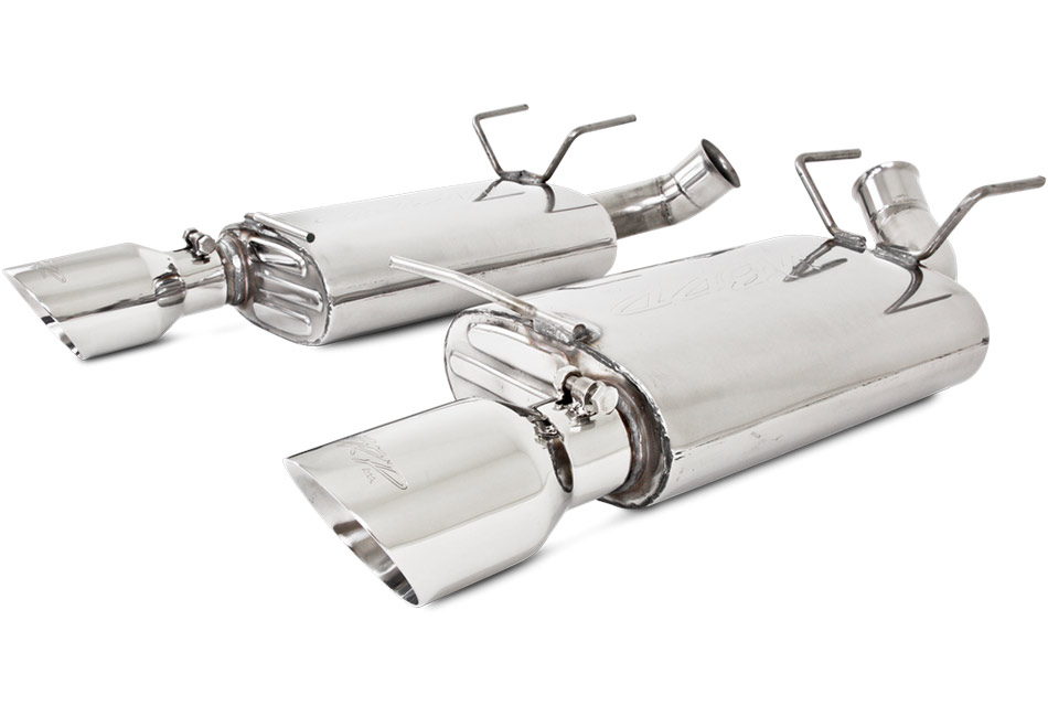 MBRP Mustang XP Series Axle-Back Exhaust Kits (11-14 V6)