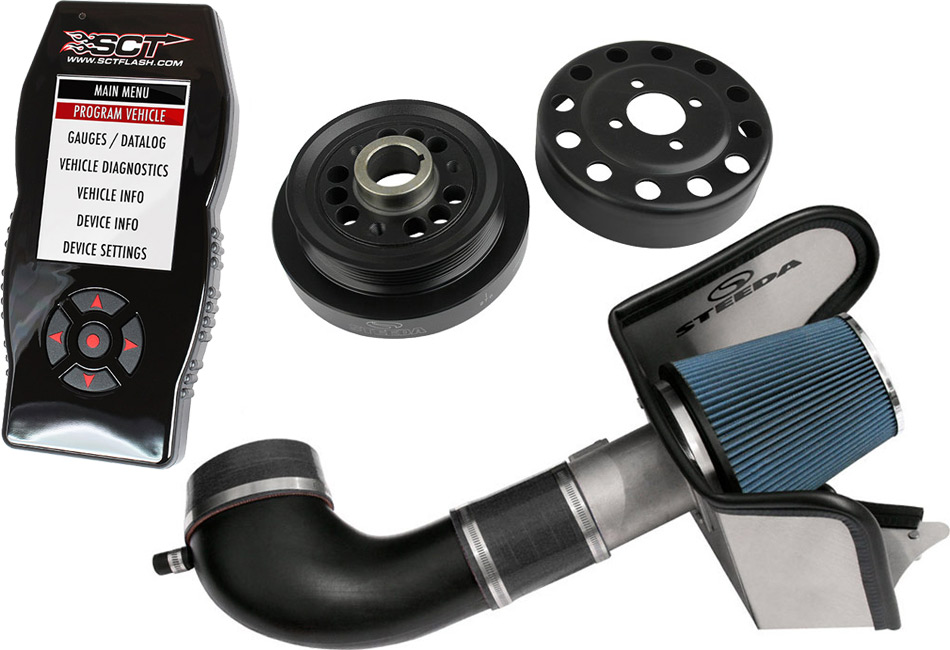 Steeda Mustang GT Power Pack (2005-2009)