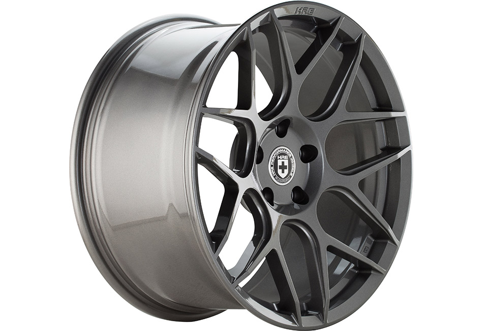 HRE FlowForm FF01 Anthracite Mustang Wheel - 20x9.5 (05-15 All)