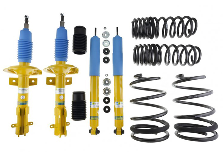Bilstein B12 Suspension Pro-Kit (12-14 GT500)