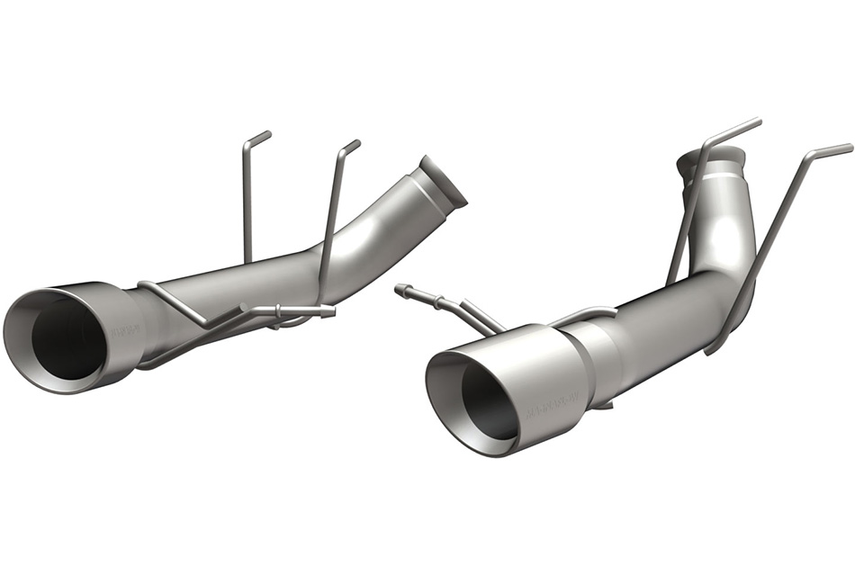 Magnaflow Competition Mustang Axle-Back Exhaust (13-14 GT)