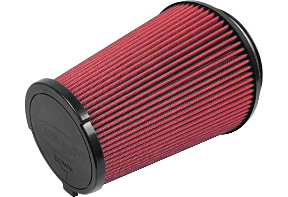 Airaid Mustang Air Filter Upgrade - Red (10-14 GT500 / 16-17 GT350)