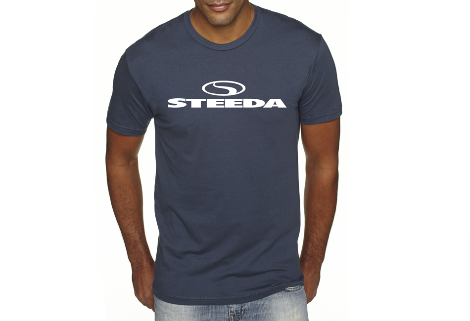 Steeda T-Shirt, Dark Blue