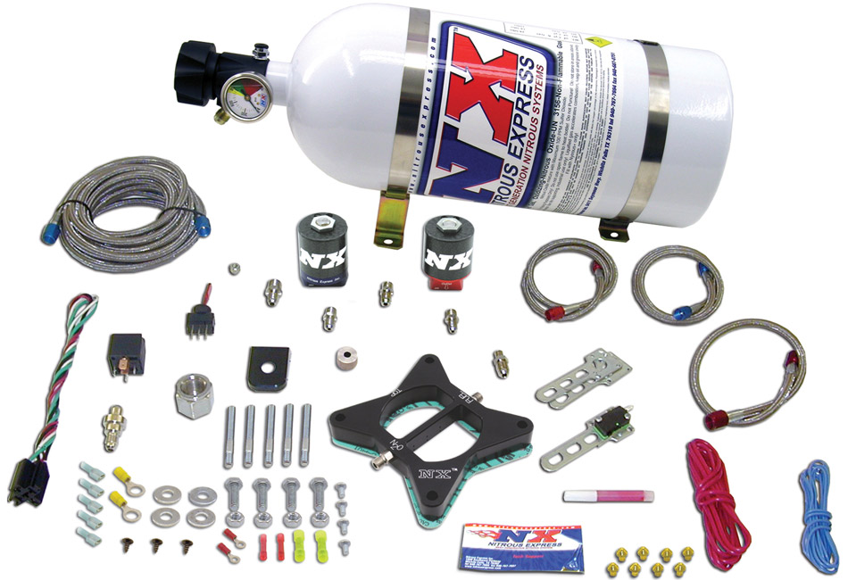 Mustang Nitrous Express Kit (96-04)