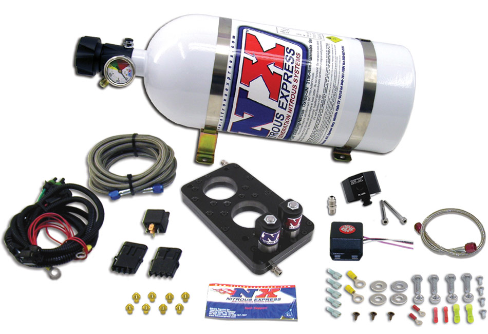 Mustang Nitrous Express Kit (05-10)