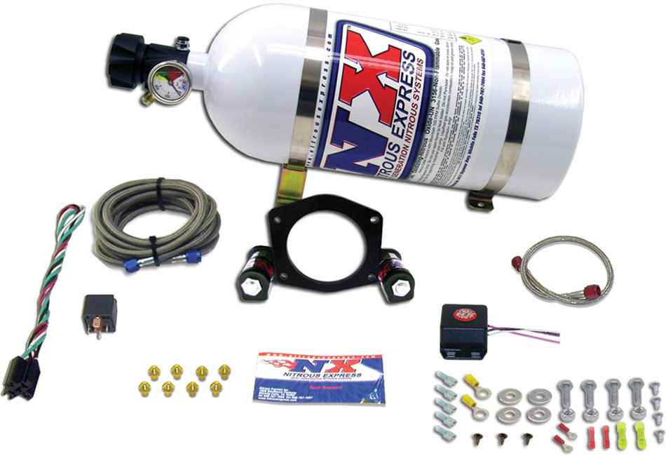 Mustang Nitrous Express Kit (11-14)