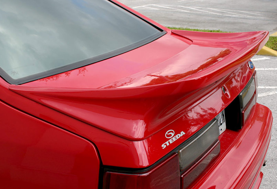 Steeda Fox Body Mustang Aero Spoiler (79-93)