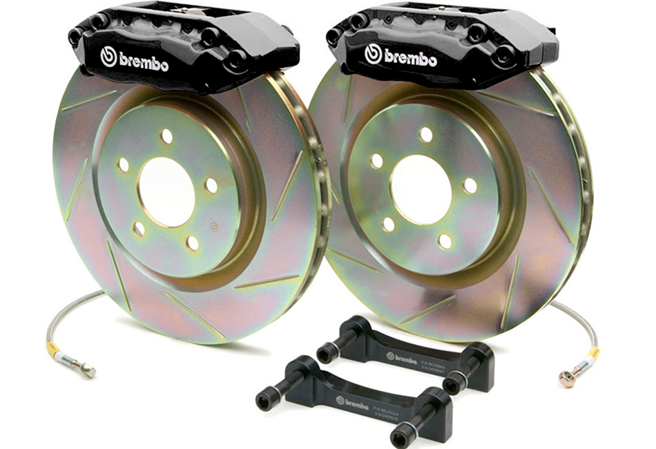 Brembo GT Series Focus Big Brake Kit (13-18 All)