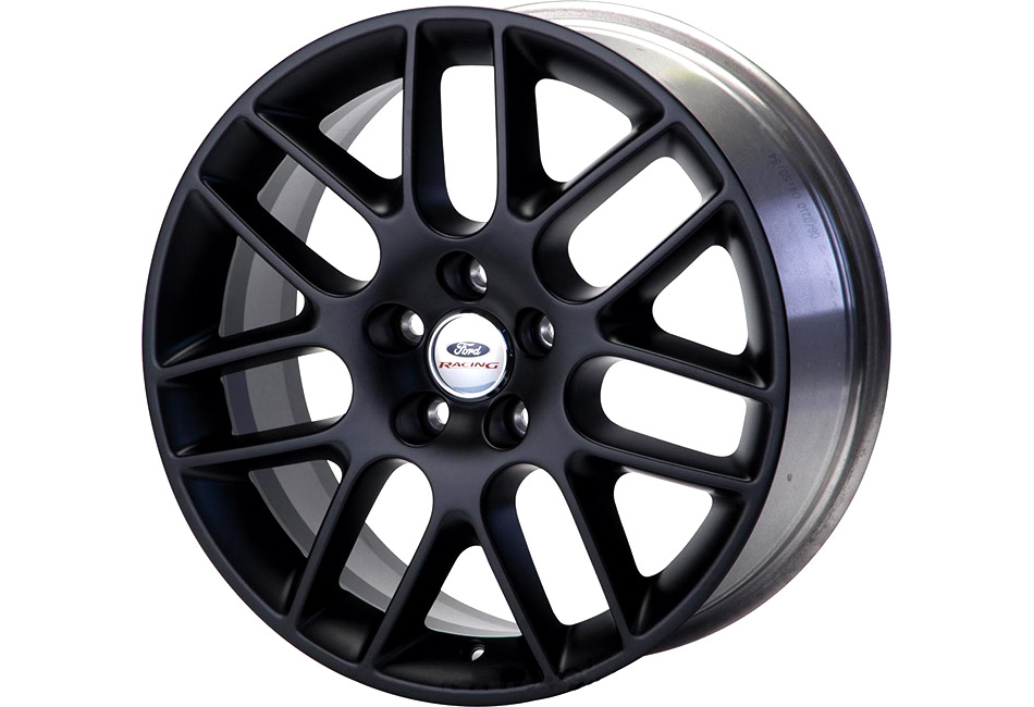 Ford Performance Mustang Wheel Matte Black 18x8 (05-14)