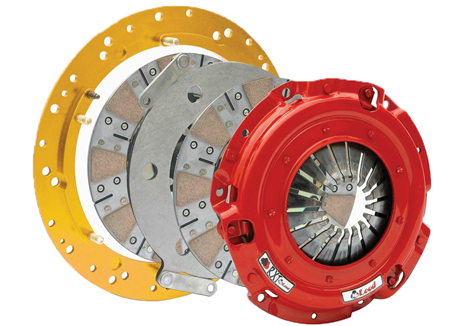 McLeod RXT Twin Disc Clutch Kit (11-17 GT)