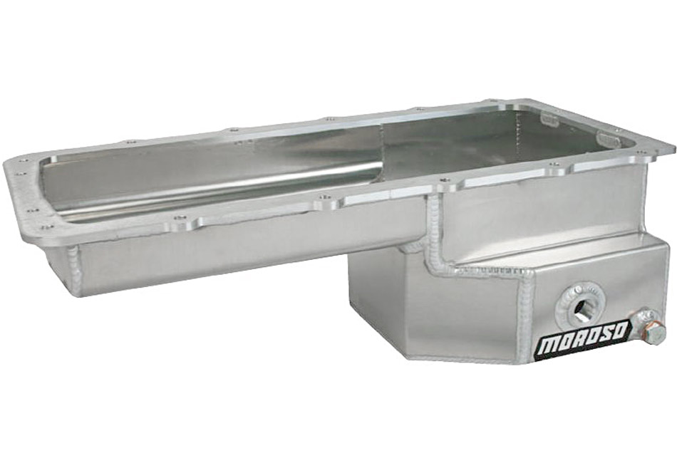 Moroso Steel Mustang Oil Pan (11-14)