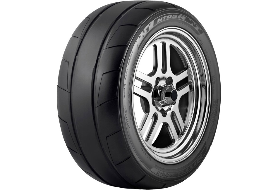 Nitto NT05R Extreme Performance Drag Radial Tire