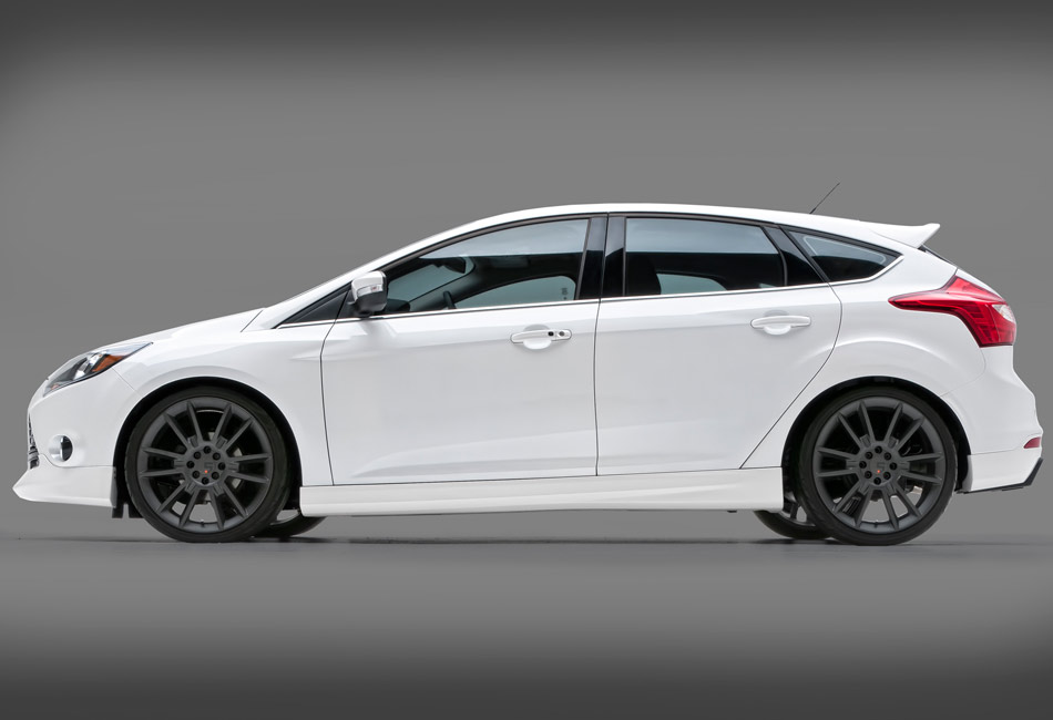 Body Kits; 2012-2017 Focus Parts; Steeda carries a large selection of body kits for the Ford Focus.