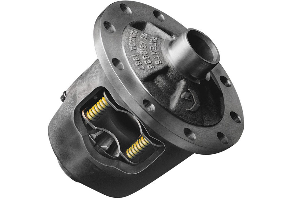 Auburn HP Series Mustang Limit Slip Differential - 28 Spline 7.5 in. (79-85 V8; 86-10 V6)