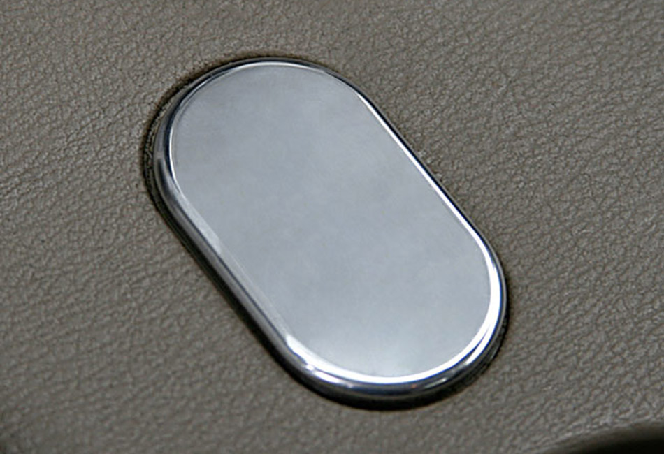Steeda Mustang Coin Holder Delete - Polished (1999-2004)
