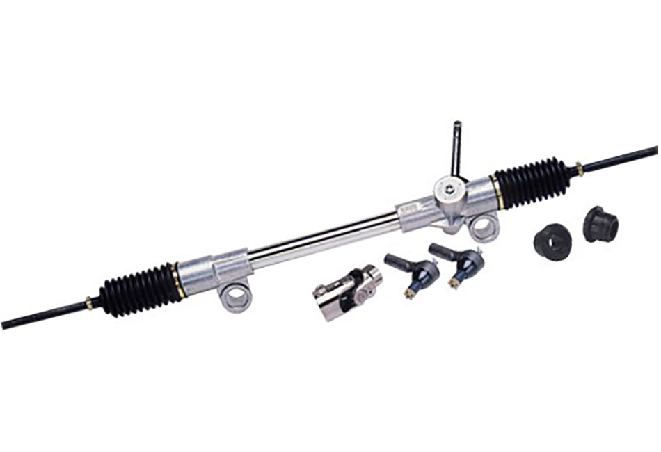 Flaming River Economy Mustang Manual Steering Rack - 79-93