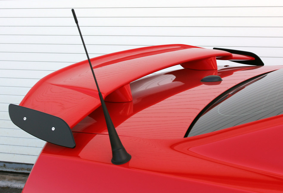 Steeda Functional Mustang Rear Wing (10-14)