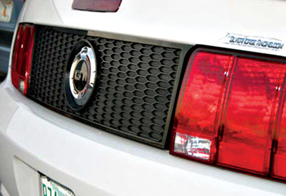 SilverHorse Racing Mustang Honeycomb Taillight Panel (2005-2009)