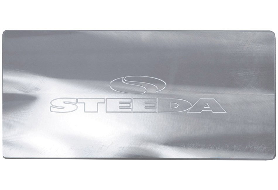steeda s197 ford mustang billet aluminum fuse box covers 2008 Ford Focus Fuse Box Diagram 2010 Ford F-150 Fuse Box