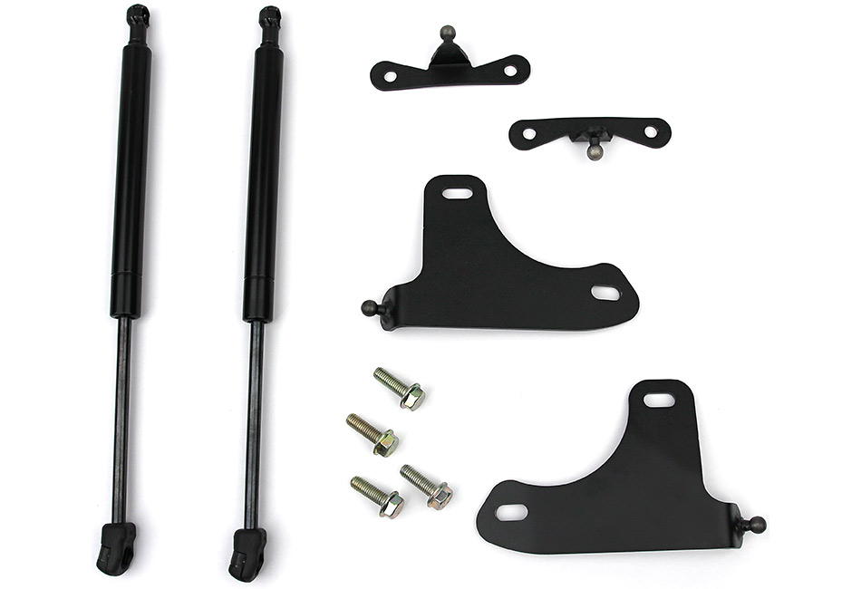 Steeda Ford Fusion Hood Strut Kit (13-17)