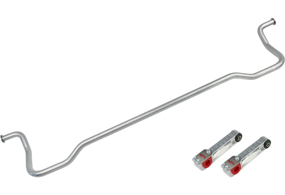Steeda Mustang Convertible Rear Sway Bar w/ Endlinks (05-14)