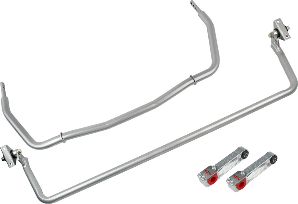 Steeda Ultimate GT500 Mustang Sway Bar Kit (2007-2014)