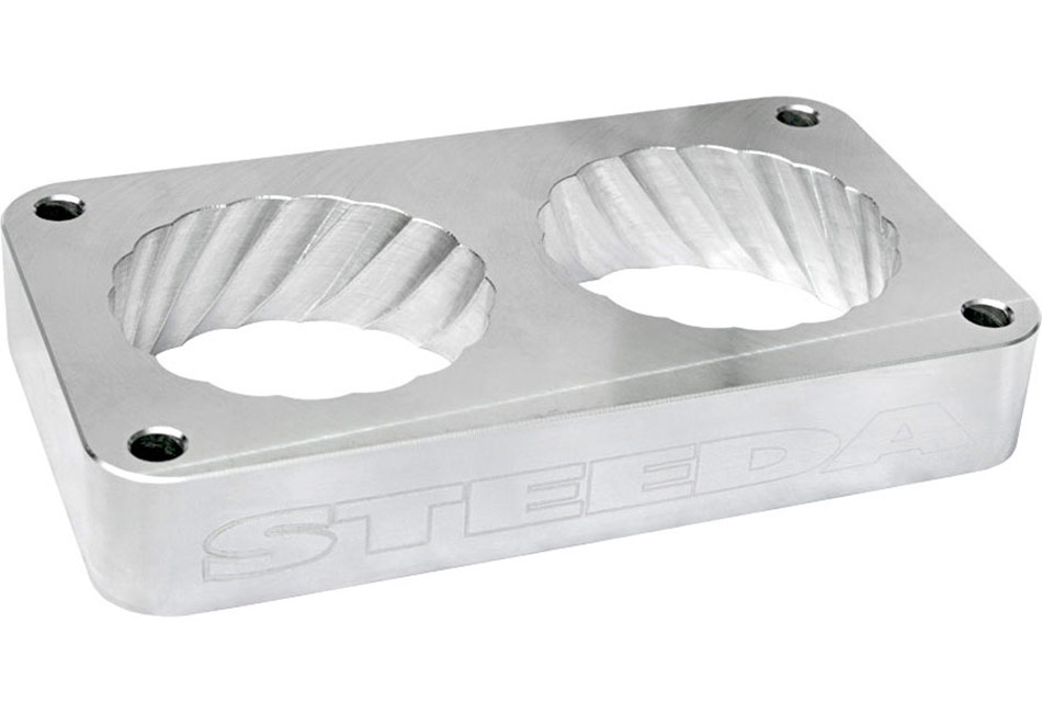 Steeda Mustang Throttle Body Spacer (05-10 GT)