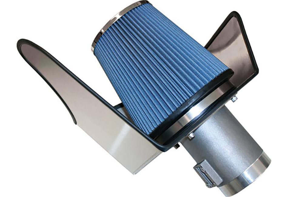 Steeda Mustang GT/Bullitt/Roush Cold Air Intake - No Elbow (2005-2009)