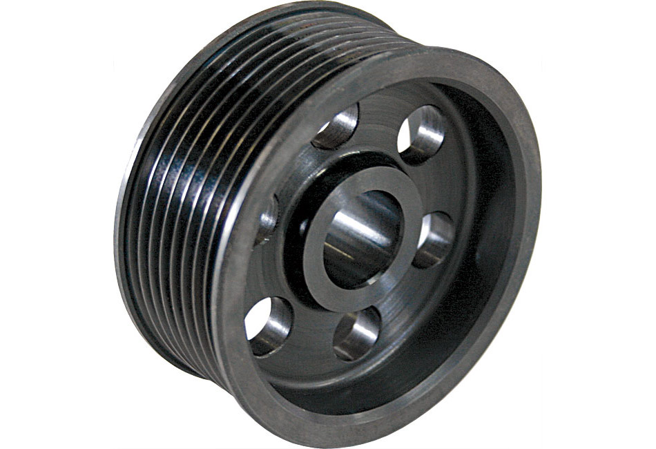 Steeda Cobra Mustang Supercharger Pulley - 3.10